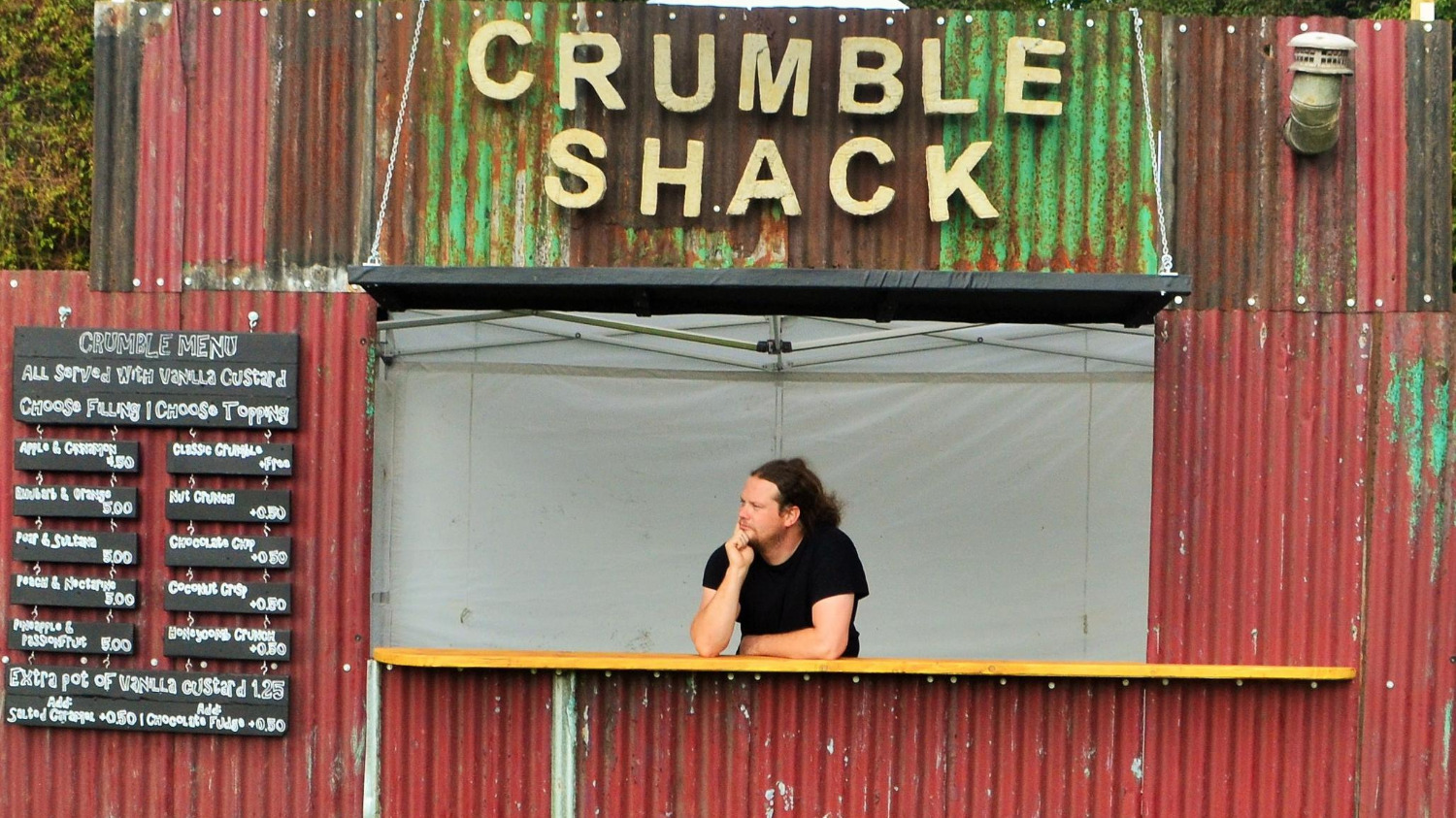 The Original Crumble Shack