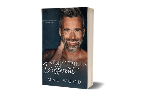 Signed paperback copy of This Time Is Different