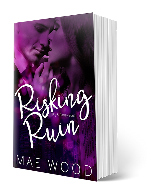 Signed Paperback Copy of Risking Ruin