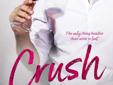 I've got a Crush (blurb & cover reveal)