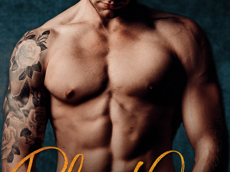 Plus One's new cover. Oh, Bert. What you do to me.