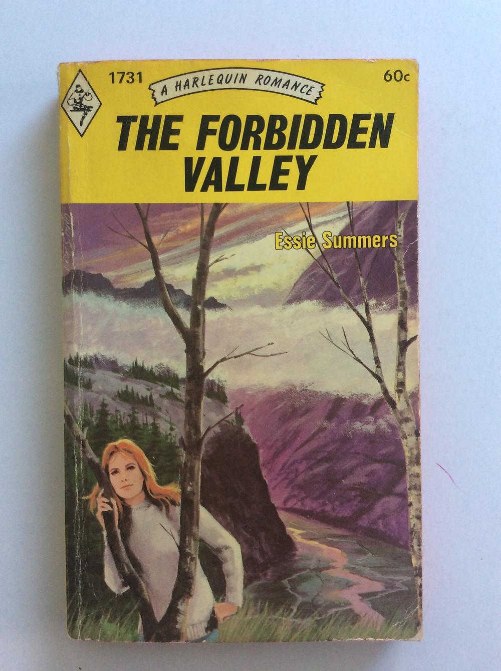 The Forbidden Valley by Essie Summers