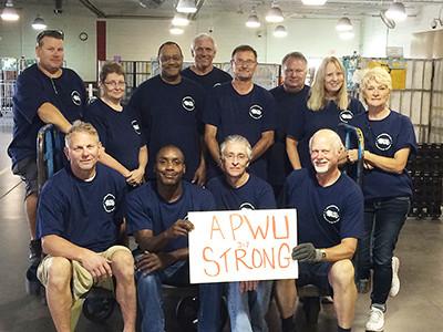 APWU One Team One Fight