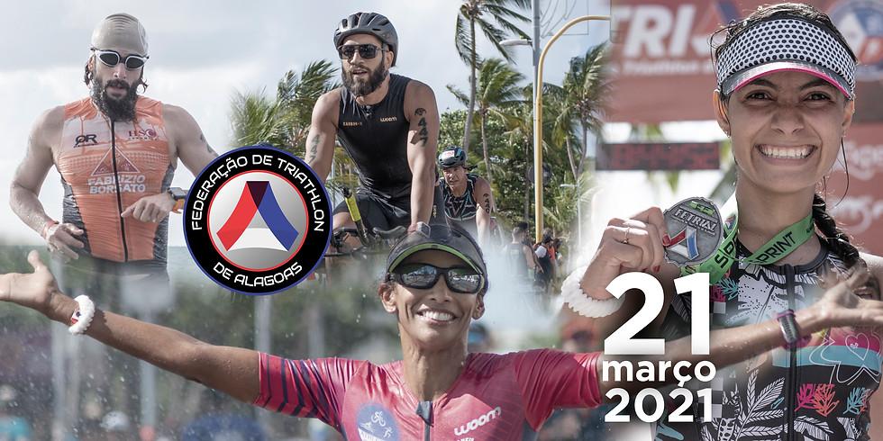 I Etapa Troféu Alagoas de Triathlon