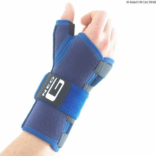 Neo G Stabilized Wrist & Thumb Brace - Left