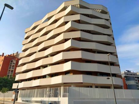 ¡¡ Finalizado Nuevo Edificio Residencial !!