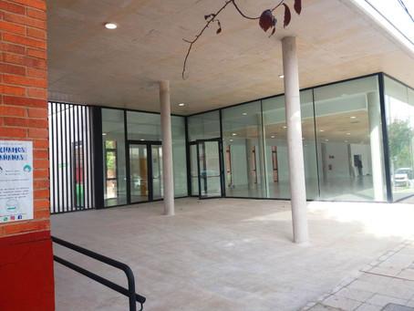 Nuevo edificio polivalente para Yecla
