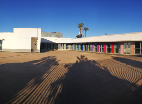Nueva Escuela Infantil Municipal La Paz
