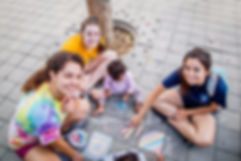 Birthright Israel Plus volunteering
