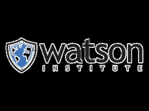 Watson Institute Partnership: New Fellows Coming Soon!