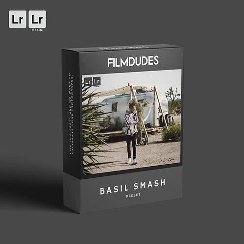 FILMDUDES Preset   BASIL SMASH (Lightroom Desktop & Mobile)