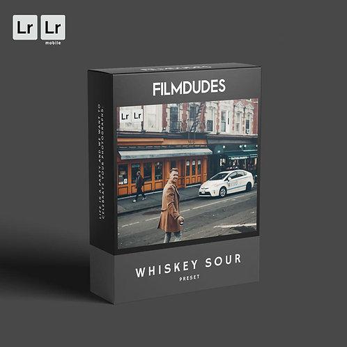 FILMDUDES Preset | WHISKEY SOUR (Lightroom Desktop & Mobile)