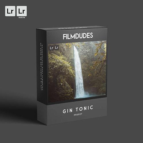 FILMDUDES Preset | GIN TONIC (Lightroom Desktop & Mobile)