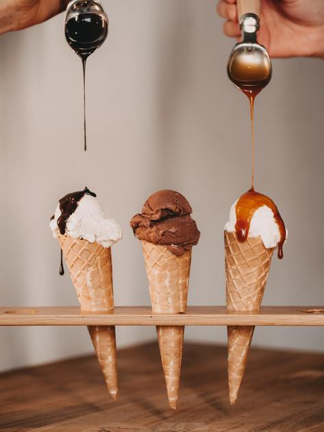 Madeleines Homemade Icecream