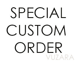 Custom Order order for TE