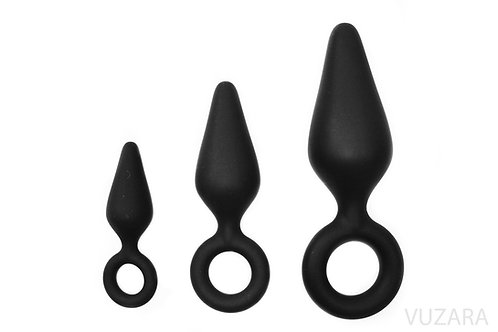 Silicone Ring Plugs