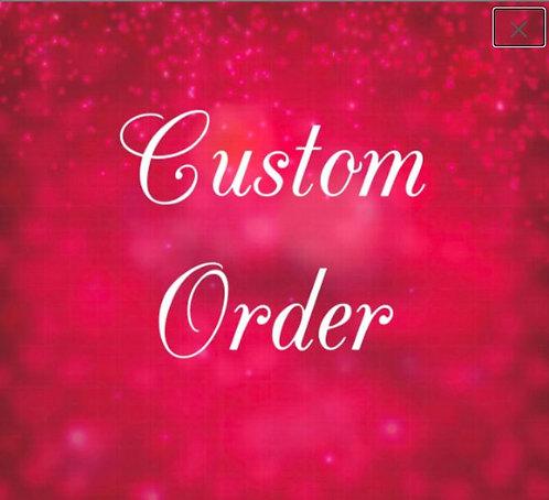 Custom Order for AL #2
