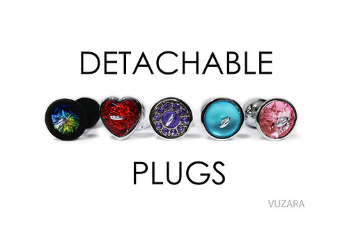 Detachable Plugs for Tails