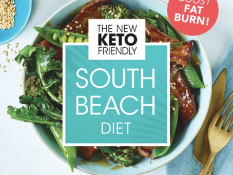 The New Keto Friendly; SOUTH BEACH DIET