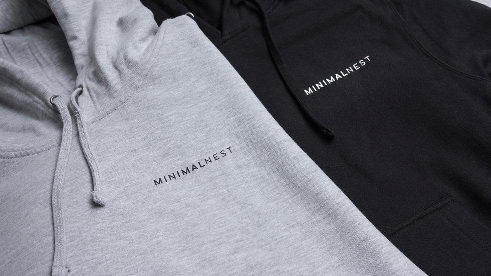 Hooded Sweatshirt w/ 2sided logos