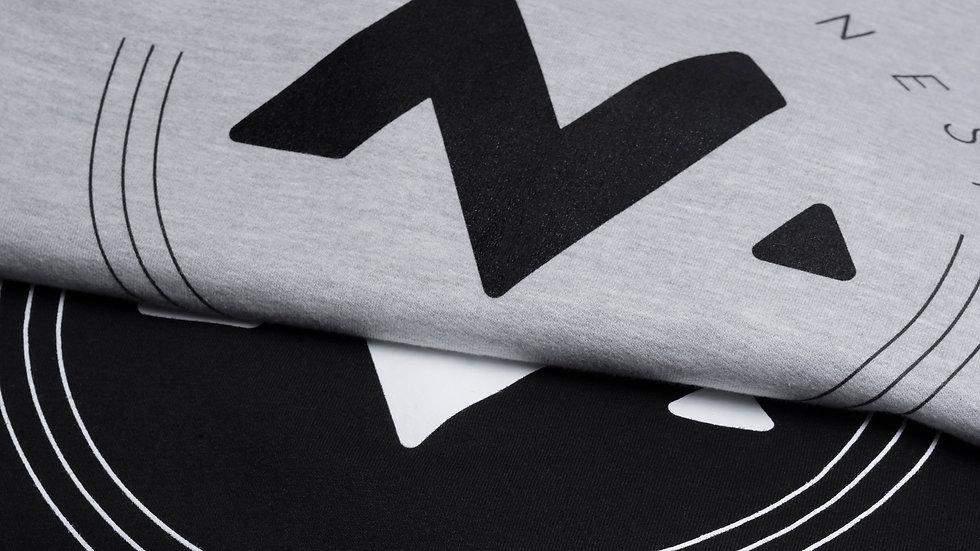 Short Sleeve Front Side Logo