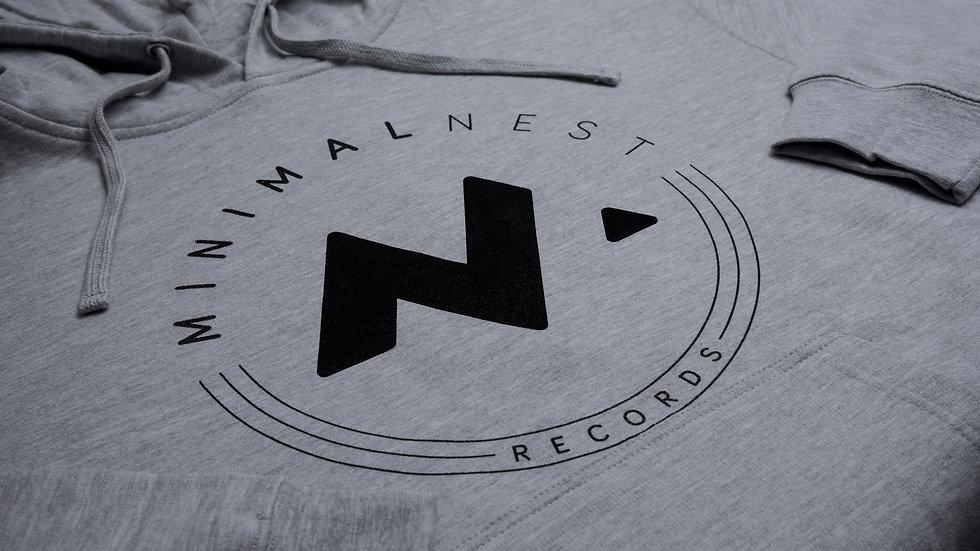 Hooded Sweatshirt w/  Front Side Logo