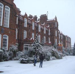 Hughes Hall