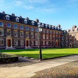 St Catherine's College