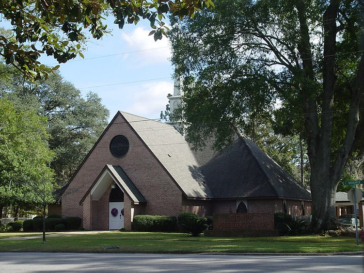 Jesup Presbyterian Church