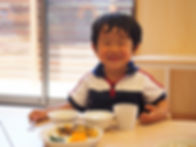 美園おひさま保育園:食事イメージ