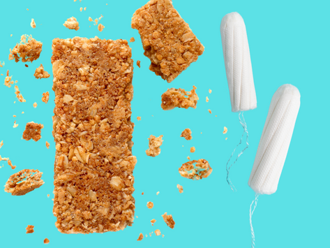 Why Tampons are Like Granola Bars