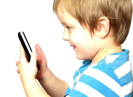 Children's Unhealthy Dependence on Technology