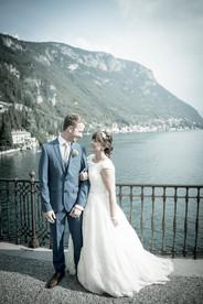 The lovely Leanne at Villa Cipressi