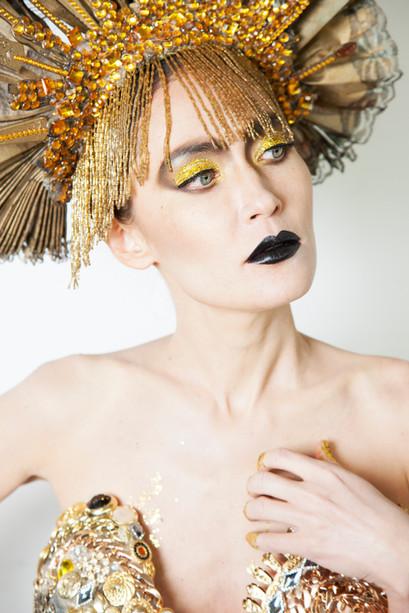 Makeup Designory School Final Shoot