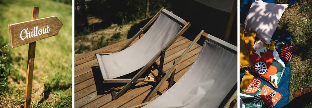 strefa chill-out - pomysły na kameralne wesele