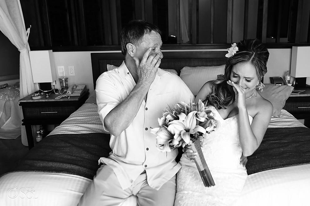 zwyczaj ślubny - błogosławieństwo przed ślubem