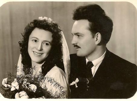 Ślub i wesele 60 lat temu, rozmowa z moją babcią