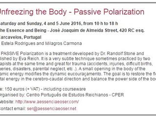 EABP divulga Workshop Polarização Passiva