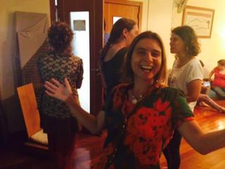 Partilhas e Sorrisos: Aula Aberta TTPC