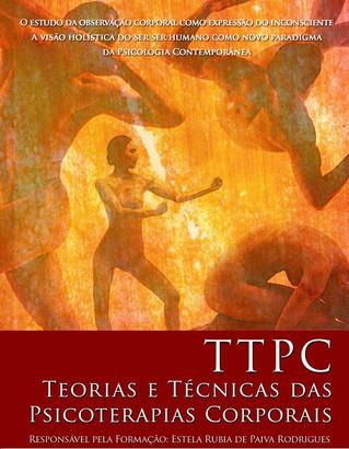Início do curso de TTPC®:                           24 de Março de 2018