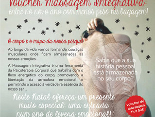 VOUCHER MASSAGEM INTEGRATIVA