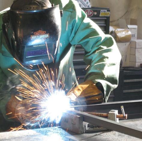 Bader Art Metal at Work