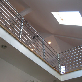 Feature Stairs & Railings