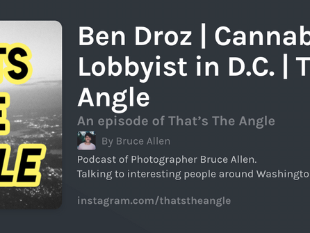 Podcast Interview - That's the Angle