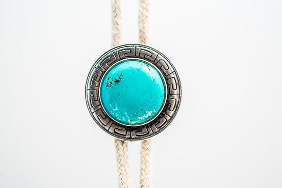 Inlaid Turquoise