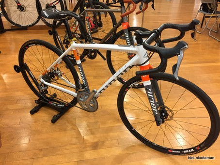 ミズタニ自転車展示会(NINER・ナイナー)