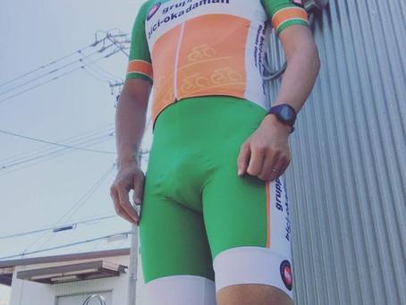 gruppo bici-okadamanのジャージ