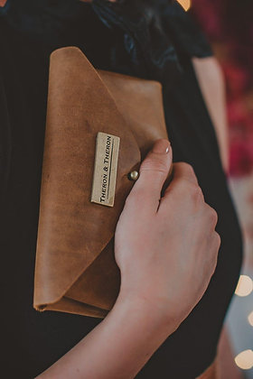 The Mini Clutch Wallet