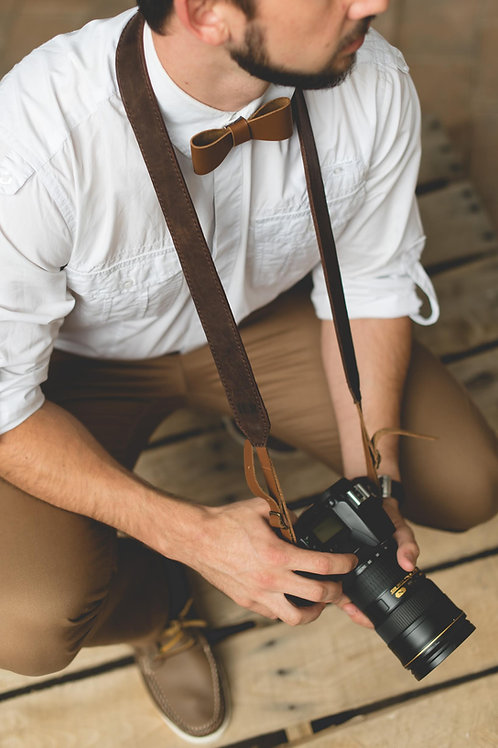 Leather Camera Sling