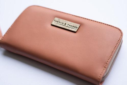 The Clay Ladies Zip Wallet